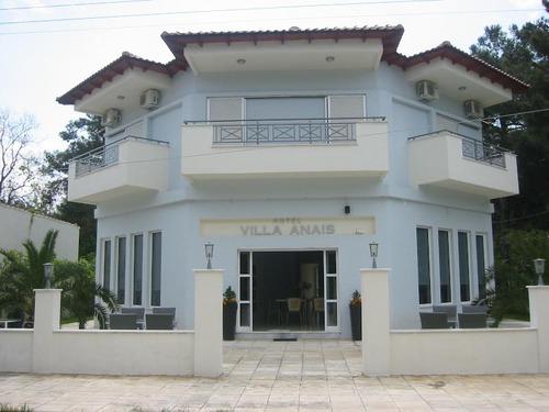 Почивка на остров Тасос, Гърция - хотел Villa Anais hotel 3•