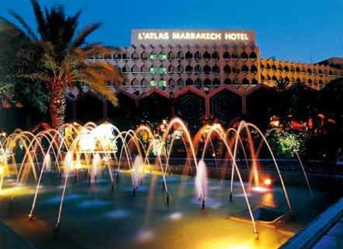 Почивка в Мароко  - хотел Atlas Asni - Маракеш 4•