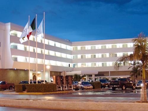 Почивка в Мексико - хотел Del Mar - Кампече 4•