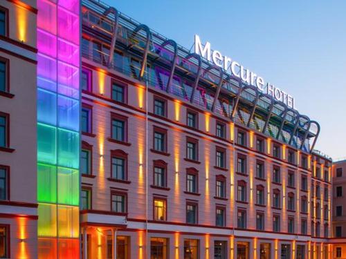 Почивка в Латвия - хотел Mercure Riga Centre Hotel - Рига, Латвия 4•