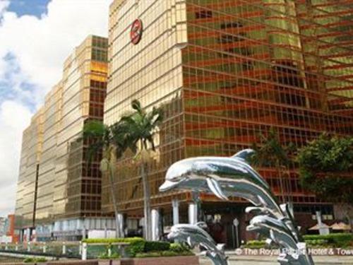 Почивка в Китай - хотел The Royal Pacific Hotel & Towers - Хонг Конг 4•