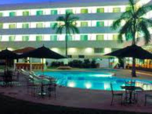 Почивка в Мексико - хотел Gamma de Fiesta Inn Campeche Malecon - Кампече 4•