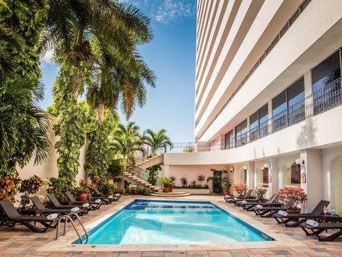Почивка в Мексико - хотел Gamma Merida el Castellano - Мерида 4•