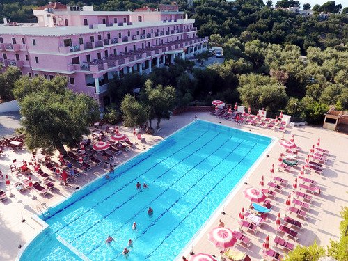 Почивка в Пулия, Италия - хотел Hotel Delle More 4•