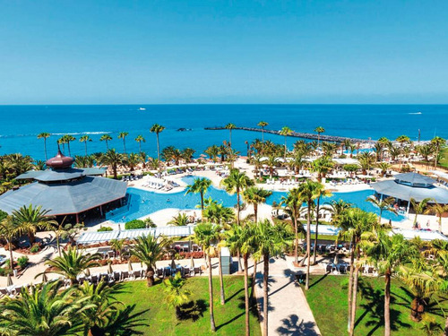 Почивка на Плая де лас Америкас / Коста Адехе, Испания - хотел Riu Palace Tenerife 5•+