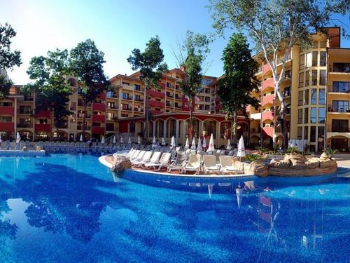 Почивка в Златни пясъци, България - хотел ГРИФИД Клуб Хотел