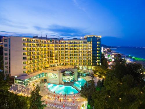 Почивка в Златни пясъци, България - хотел Марина Гранд Бийч Хотел 4•