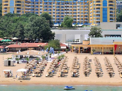 Почивка в Златни пясъци, България - хотел Грифид Хотел Арабела 4•