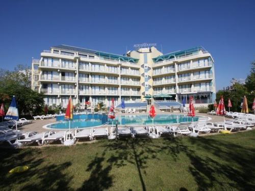Почивка в Слънчев Бряг, България - хотел Хотел Аквамарин 4•