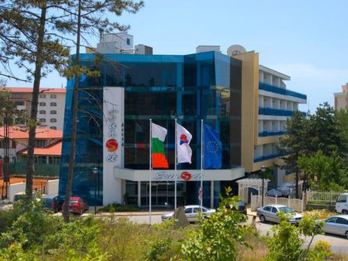 Почивка в Слънчев Бряг, България - хотел Хотел Сънсет 3•