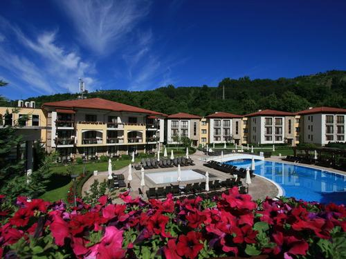 Почивка в Сандански, България - хотел Парк Хотел Пирин 5•