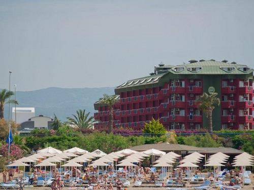 Почивка в Алания, Турция - хотел Aydinbey Gold Dream Hotel 5 * 5•