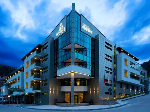 Почивка в Девин, България - хотел СПА Хотел Персенк 5•