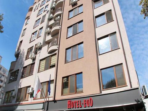 Почивка в Пловдив, България - хотел Хотел Его 3•
