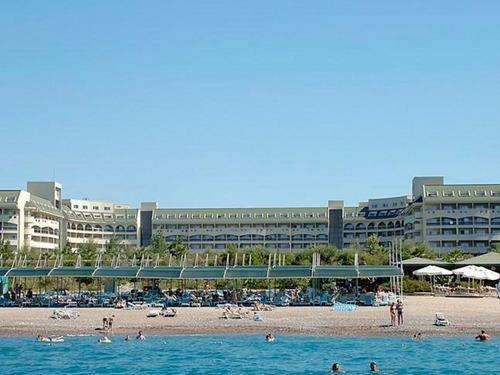 Почивка в Сиде, Турция - хотел Amelia Beach Resort Hotel & Spa 5 * 5•