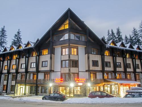 Почивка в Пампорово, България - хотел Малина Резиденс 1•