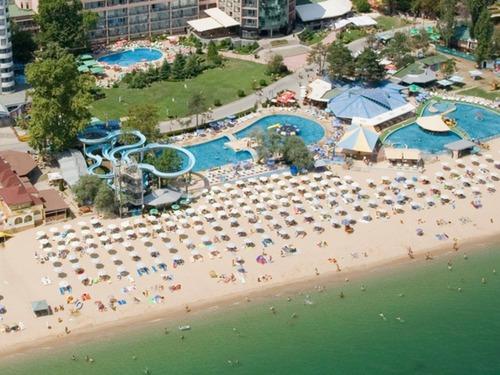 Почивка в Златни пясъци, България - Лилия хотел 4•