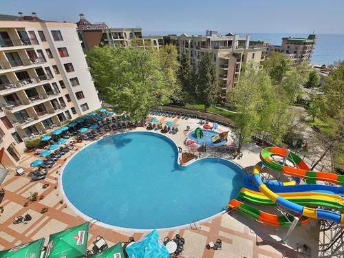 Почивка в Златни пясъци, България - Престиж хотел и аквапарк 4•