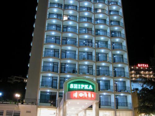 Почивка в Златни пясъци, България - хотел Хотел Шипка 4•