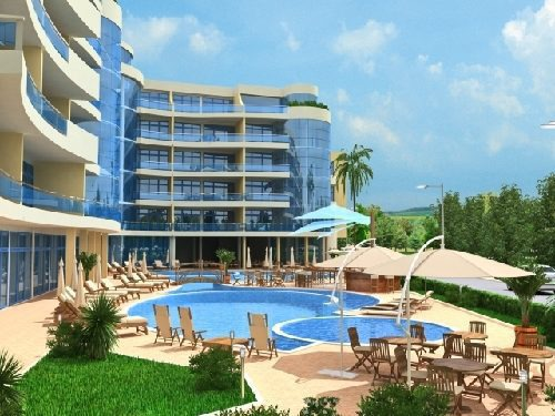 Почивка в Поморие, България - SPA хотел Марина Холидей Клуб 4•