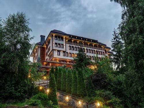 Почивка в Широка лъка, България - хотел Хотел Широка Лъка 4•