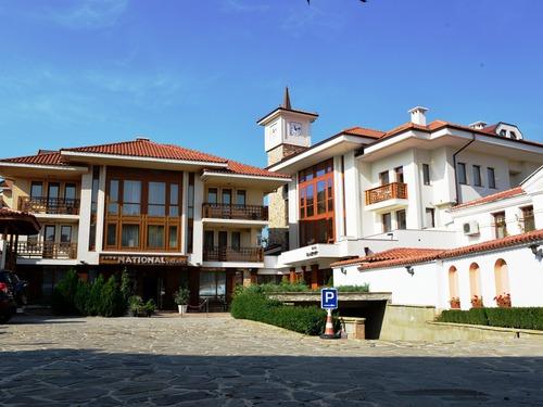 Почивка в Сливен, България - хотел Хотел Национал Палас 4•