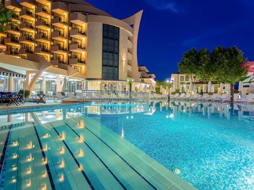 Почивка в Слънчев Бряг, България - хотел Хотел Фиеста М 4•