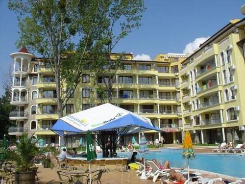 Почивка в Слънчев Бряг, България - Самър Дриймс Апартхотел 3•
