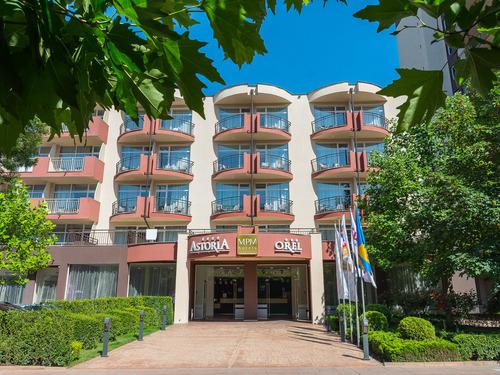Почивка в Слънчев Бряг, България - хотел Хотел Орел 3•
