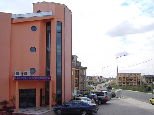 Почивка в Несебър, България - хотел Хотел Евридика 3•
