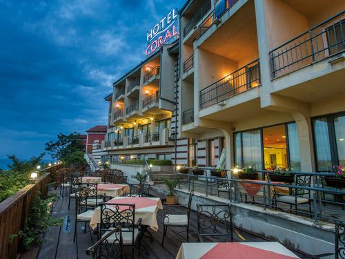 Почивка в Созопол, България - хотел Хотел Корал 3•