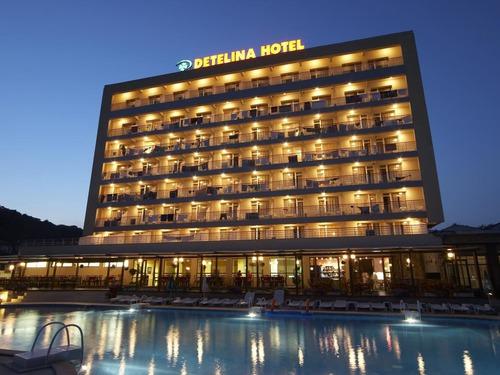 Почивка в Златни пясъци, България - хотел Хотел Детелина 3•