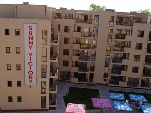 Почивка в Слънчев Бряг, България - хотел Хотел Съни Виктори Апартаменти 3•