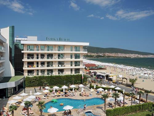 Почивка в Слънчев Бряг, България - хотел ДИТ Еврика Бийч Клуб Хотел 4•
