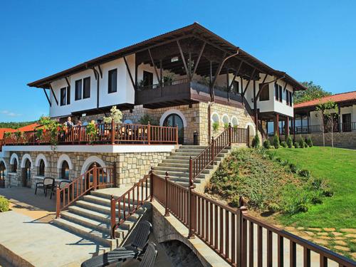 Почивка в Арбанаси, България - хотел Рачев Хотел Резиденс  4•