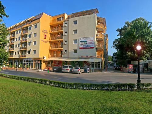 Почивка в Златни пясъци, България - хотел Джоя Парк комплекс 4•