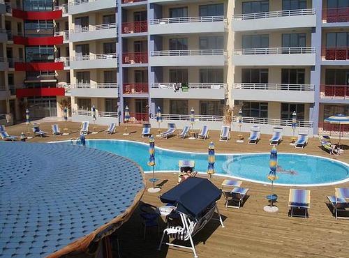 Почивка в Слънчев Бряг, България - хотел Централ Плаза Апартаменти 3•