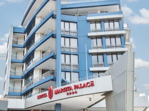 Почивка в Несебър, България - хотел Хотел Мариета Палас 4•