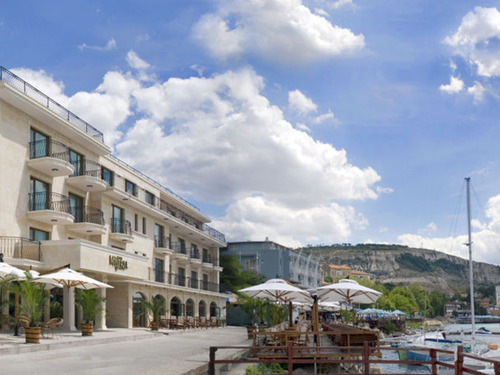 Почивка в Балчик, България - Мистрал хотел 4•
