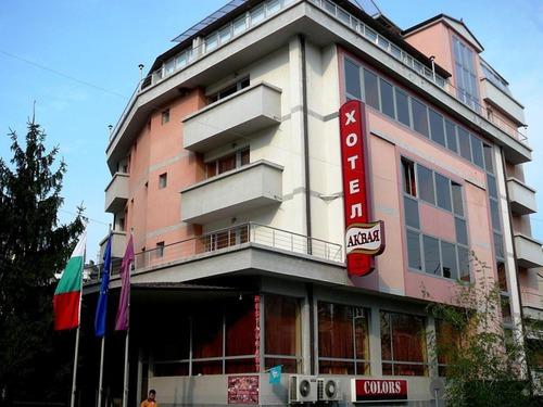 Почивка във Велико Търново, България - хотел Аквая Хотел 3•