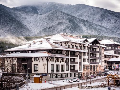 Почивка в Банско, България - хотел Хотел Лион Банско 4•