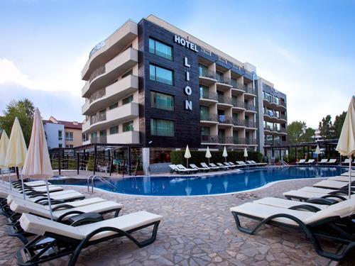 Почивка в Слънчев Бряг, България - хотел Хотел Лион Слънчев бряг 4•