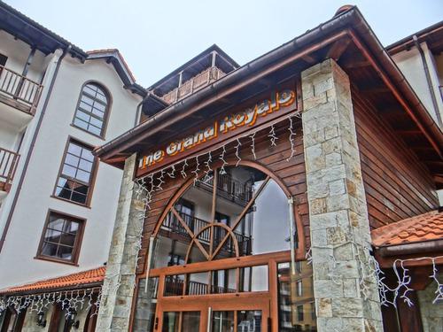 Почивка в Банско, България - хотел Гранд Рояле Апартаментен Комплекс & Спа 4•