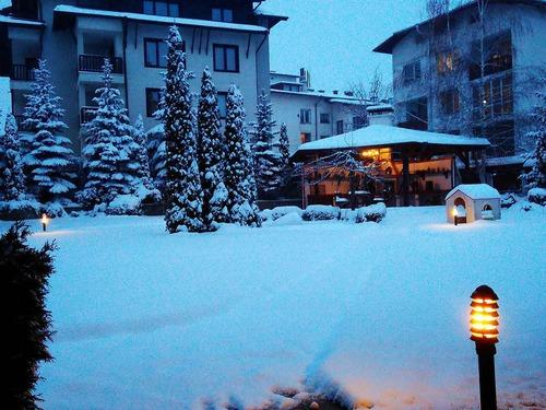 Почивка в Банско, България - хотел Хотелски комплекс Евелина Палас 4•