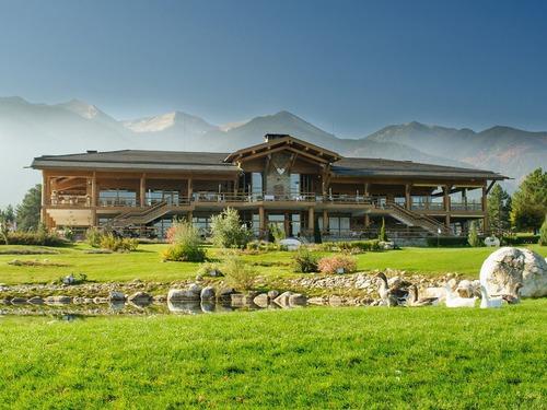Почивка в Банско, България - хотел Пирин Голф Хотел & СПА 5•