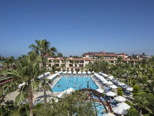 Почивка в Алания, Турция - хотел Saphir Hotel 4 * 4•