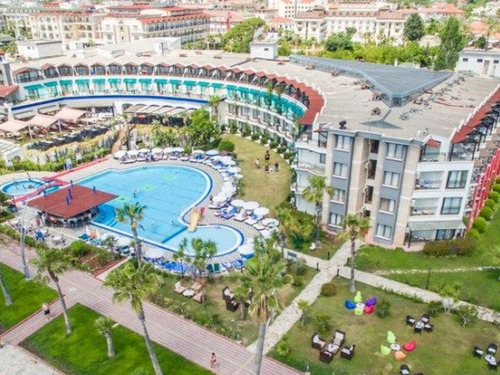 Почивка в Кемер, Турция - хотел Asdem Labada Hotel 5 * 5•