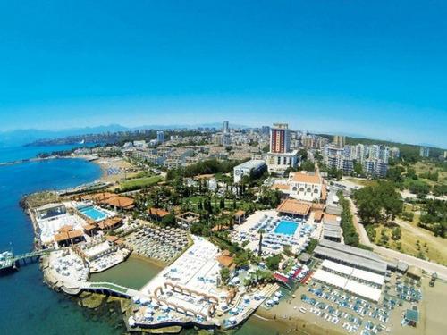 Почивка в Анталия - Лара, Турция - хотел Club Hotel Sera 5 * 5•