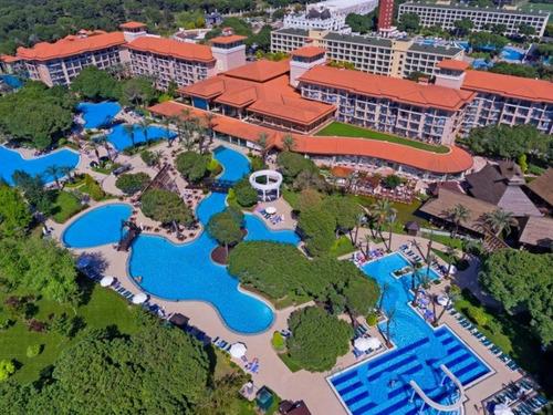 Почивка в Анталия - Лара, Турция - хотел Ic Hotels Green Palace 5 * 5•