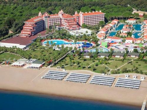 Почивка в Белек, Турция - хотел Ic Hotels Santai Family Resort 5 * 5•